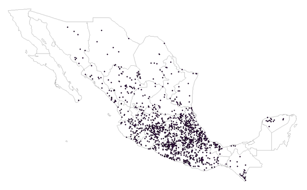 Rural defense militias in postrevolutionary Mexico